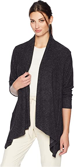 Plus Size Amie Waterfall Cardigan
