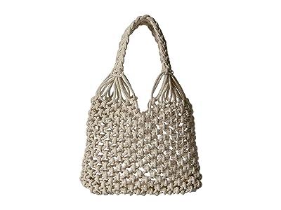 Sam Edelman Summer Hobo (Natural) Handbags