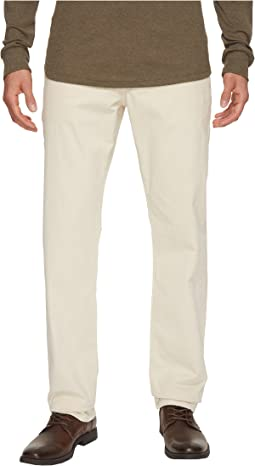 Graduate Tailored Straight Sueded Stretch Sateen