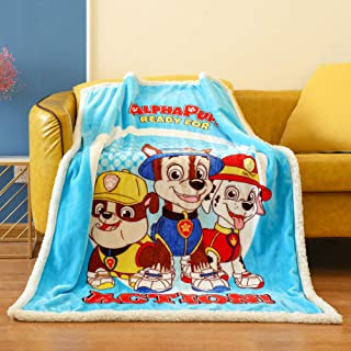Best paw patrol comfy critters blanket Reviews