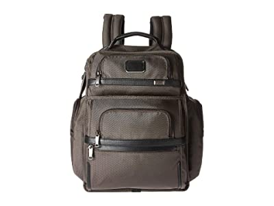 Tumi Alpha 3 Brief Pack(r) (Coffee) Backpack Bags