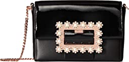 Ted Baker - Embellished Buckle Clutch