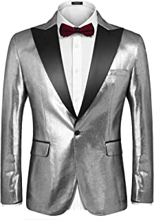 Best metallic tuxedo jacket Reviews