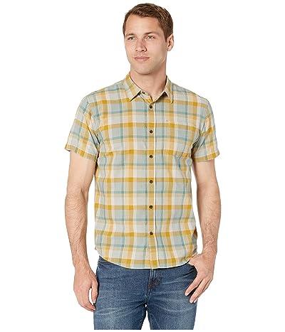 Prana Bryner Standard Fit Shirt (Ashy) Men