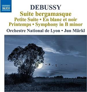 Petite suite: I. En bateau (arr. H. Busser for orchestra): III. Menuet