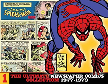 [The Amazing Spider-Man: The Ultimate Newspaper Comics Collection (1977-1978) Volume 1] (By (artist) John Romita , By (author) Stan Lee) [published: June, 2015]