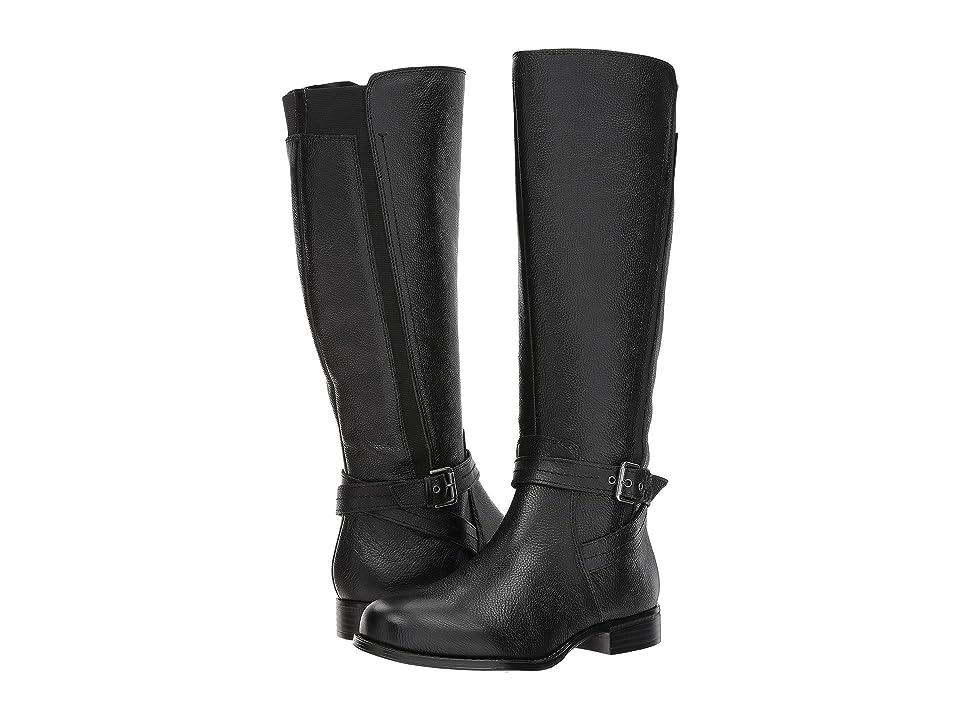 Naturalizer Jelina (Black Leather) Women