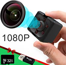 $29 » Spy Hidden Camera Wireless Premium Pack with 32 GB Card HD 1080P Motion Detection USB Hidden Camera Surveillance Camera Mini spy Camera Nanny Camera