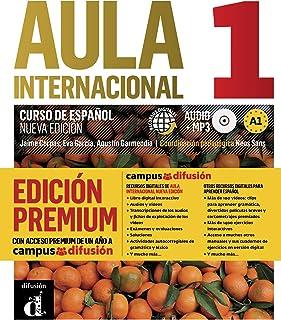 Aula Internacional Nueva Edición 1 Premium libro del alumno + CD: Aula Internacional Nueva Edición 1 Premium libro del alu...