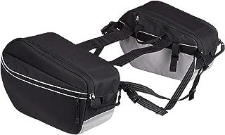 AmazonBasics Motorcycle Saddle Bags