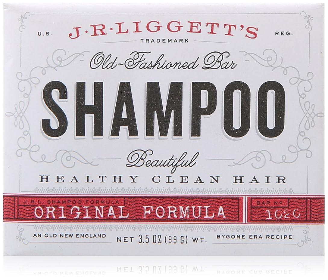 頭月呪われたOld-Fashioned Bar Shampoo, 3.5 oz (99 g)