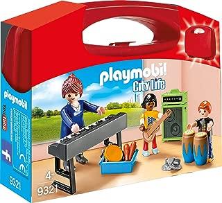 PLAYMOBIL Music Class Carry Case Building Set
