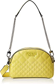 Guess Womens Cross-Body Handbag, Yellow - SY766669