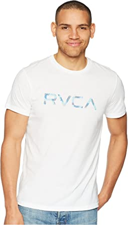 RVCA McFloral Short Sleeve