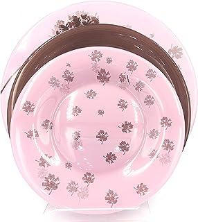 Stella Pink Dinner Set 46 Pieces
