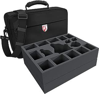 Feldherr Bags Cases Hardboxes and Foam for Warhammer Age of Sigmar Medium Bag for Soul Wars - Stormcast Eternals