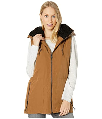 Volcom Snow Longhorn Vest (Copper) Women