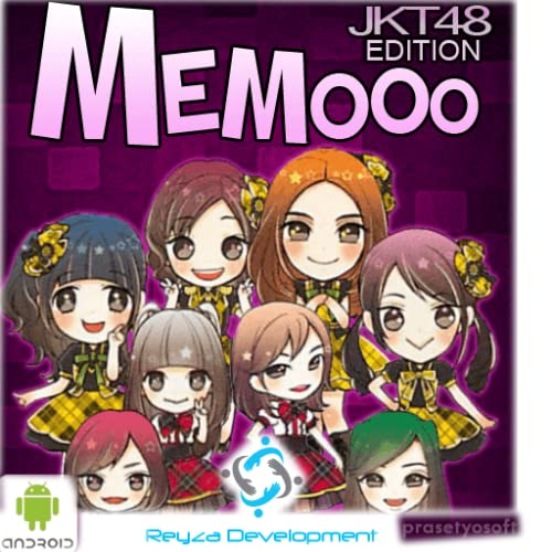 Memoo JKT 48 Game