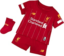 liverpool kit 4-5 years