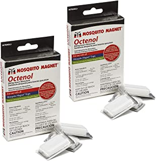 MOSQUITO MAGNET OctenolSR 2-Pack Octenol 6 Attractants, 2 Pack, White