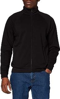 Fruit of the Loom Men's Zip front Premium Sweater