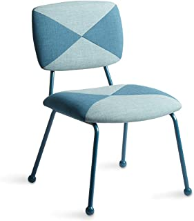 Now House by Jonathan Adler Matteo Upholstered Dining Chair, Peacock