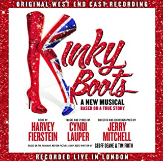 kinky boots west end cast