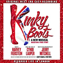Kinky Boots Original West End Cast Recording