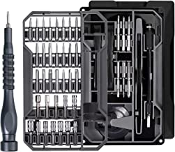 Screwdriver Set Justech 73 in 1 Precision Screwdriver Repair Tool Kit Magnetic Professional Removable Tool for iPhoneX/XS/8P/8 Cellphone Computer Tablet Game Console Electronic Device