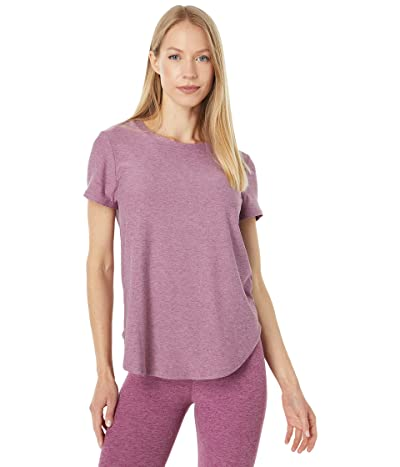 Beyond Yoga Featherweight Spacedye On The Down Low Tee