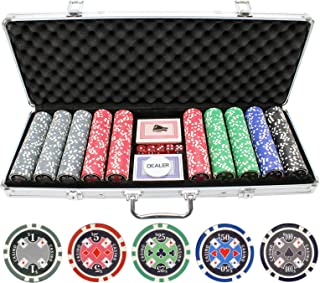10g clay poker chips