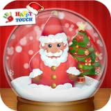 Christmas Snow Globes for kids (by Happy-Touch Apps for Kids)
