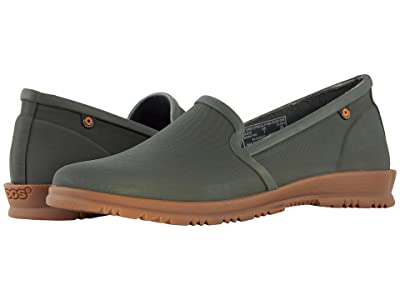 Bogs Sweetpea Slip-On (Sage) Women