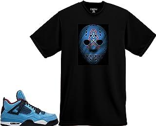 c9e170a83ea6 We Will Fit Shirt Match Lebron 15 Jordan 4 Cactus Jack Travis Scott Oilers