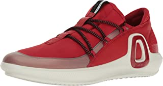 ECCO Ecco Intrinsic 3, Womens Low-Top Sneakers, Red (51789TOMATO/TOMATO), 9 UK