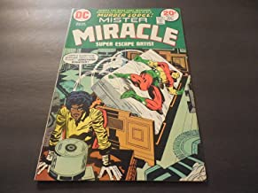 Mister Miracle #17 January 1974 Bronze Age DC Comics Uncirculated Jack Kirby