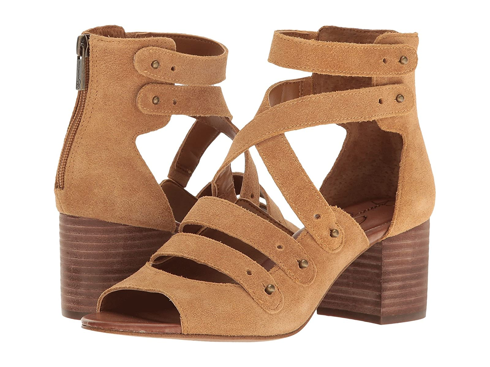 Jessica Simpson HalacieCheap and distinctive eye-catching shoes