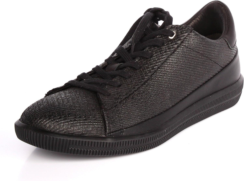 Diesel Men's shoes S-Naptik PU Leather Fashion Sneakers Black Y01262 P1024 T8013