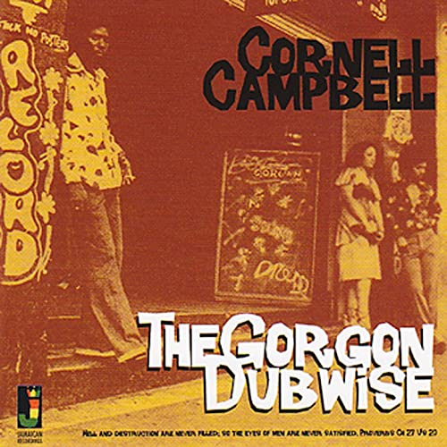 400da3c265 Cornell Campbell The Gorgon Dubwise by Cornell Campbell on Amazon ...