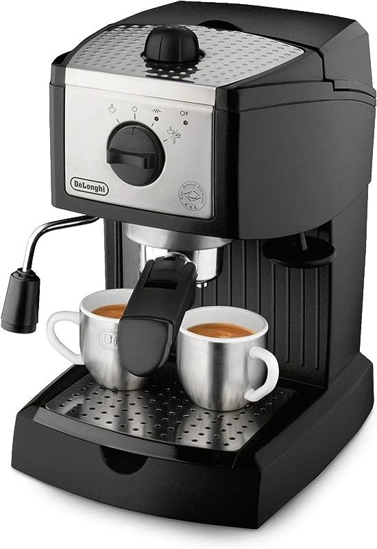 De Longhi EC155 15 BAR Pump Espresso And Cappuccino Maker