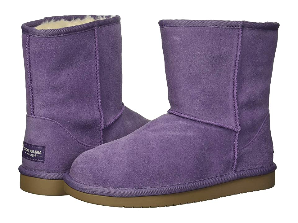 Koolaburra by UGG Koola Short (Little Kid/Big Kid) (Montana Grape) Women's Shoes
