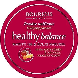 Bourjois Healthy Balance Unifying Powder 9g - 52 Vanilla (Vanille)