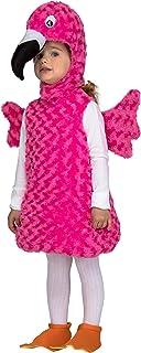 My Other Me Me Me- Flamenco Animales Disfraz, Color Rosa, 3-