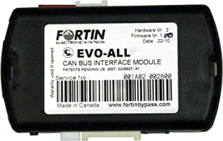 Fortin EVO-GM.1 Flip Key Data Interface Module and T-Harness for GM