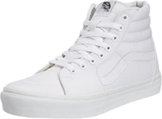 VANS Sk8-Hi Unisex Casual High-Top Skate Shoes,...