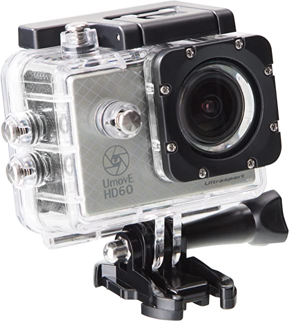 Ultrasport UmovE HD60 - Cámara de acciónIncluye Tarjeta de Memoria Micro SD de 16 GB