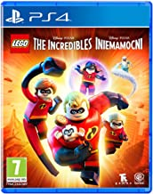 the incredibles PlayStation 4 by Lego