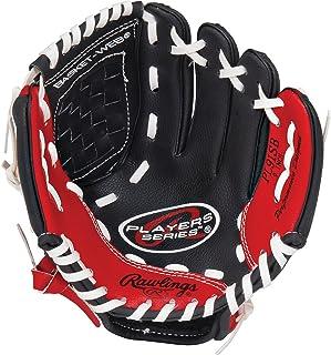 Linke Hand XIYAO Baseball Handschuhe Mitts Thicken Softball Handschuhe f/ür Erwachsene Jugend Kinder