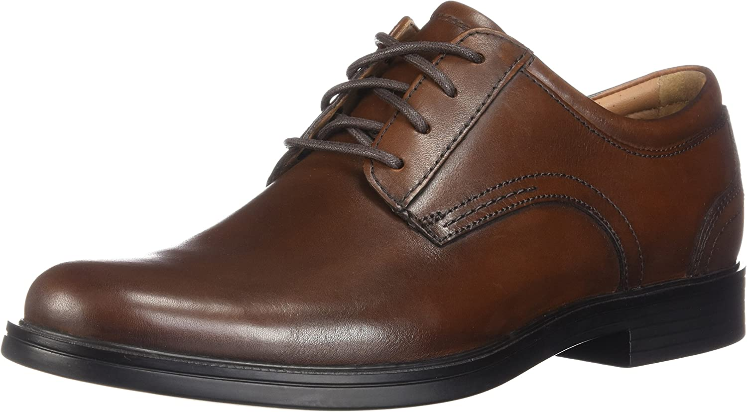 CLARKS Un Aldric Lace Mens Oxfords