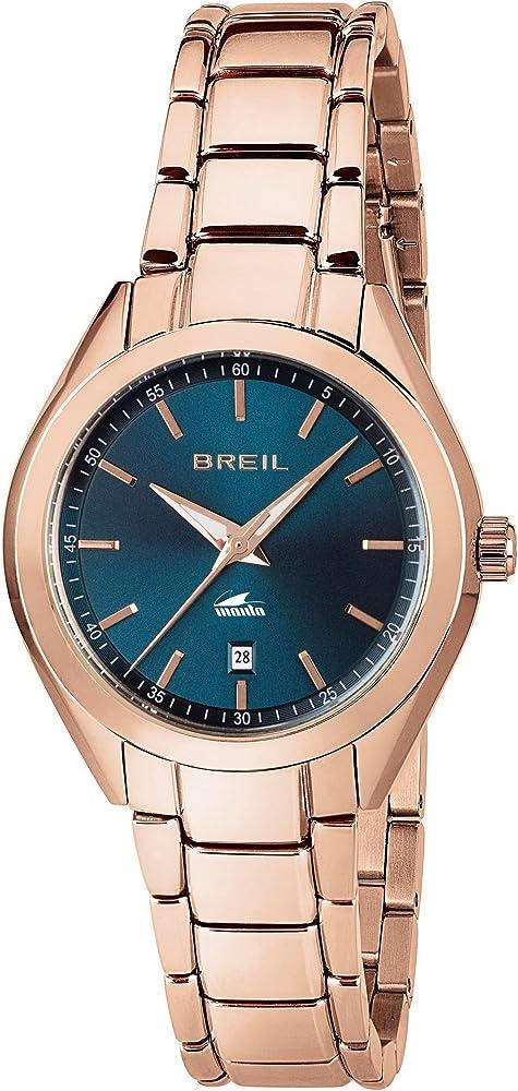 Breil orologio analogico donna con cinturino in acciaio inox TW1616